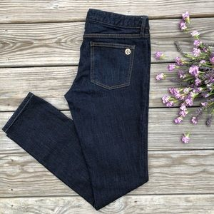 Tory Burch Super Skinny Jeans Sz 29